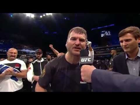 UFC (Ultimate Fighting Championship): UFC 203: Miocic vs Overeem - KO Artists Fight for the Title