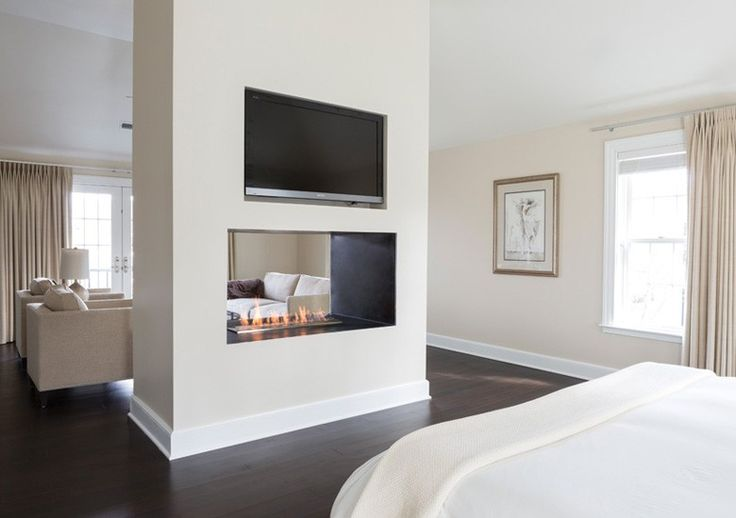 EcoSmart Fire 900DB fireplace featured in Rocky River Green Home, Rocky River… https://ecosmartfire.com/product/firebox-900db/