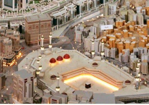 Rumah Allah Travel: Haji Dalam Geografi Islam