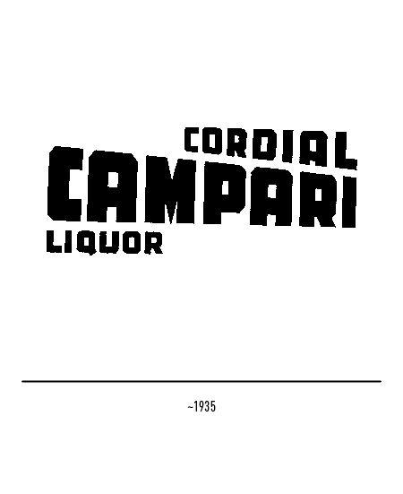 Marchio Campari del 1935