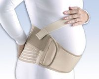 Soft Form Maternity Belt by FLA Orthopedics    Size: Universal    Description:   The Soft Form® Maternity Support Belt by FLA Orthopedics helps to alleviate lower back pain due to pregnancy by providing comfortable yet firm support to the abdominal and lumbar regions.
