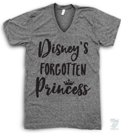 Disney's forgotten princess!