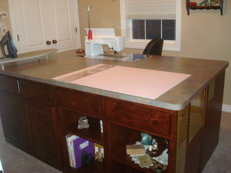 Diy Sewing Table Ideas And