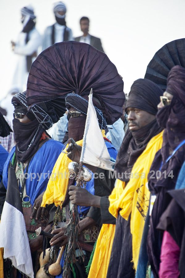 'NIGER - Cure Salee Festival of Nomads in Africa /Danse Almouloud' contest