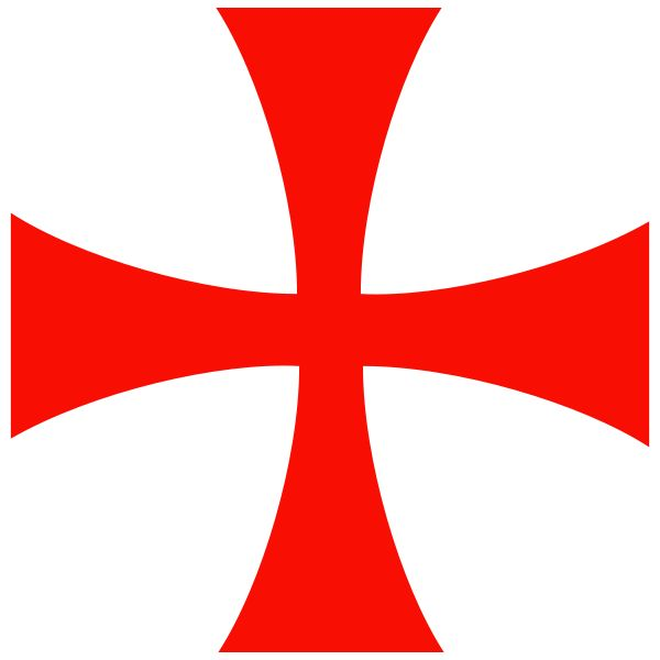 File:Knights Templar Cross.svg