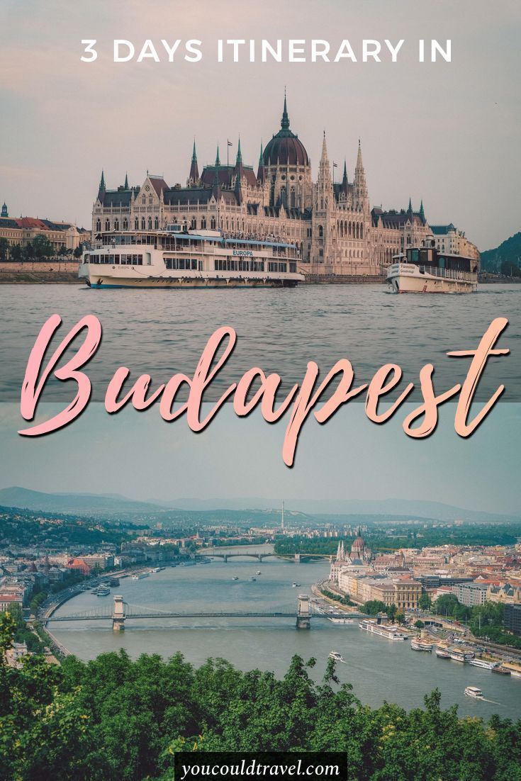 3 days in Budapest - Spending 3 days in Budapest is just about enough to visit its most interesting sights, fall in love with the food and get to taste some of the local drinks and specialities. for the first time ever, we decided to allocate 3 days in Budapest to play tourist. Here is your Budapest itinerary on how to enjoy a long weekend. Click for your Budapest travel guide. #budapest #travel #guide #itinerary #hungary #travelguide