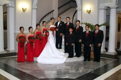 wedding ideas red and black 56 best images about white and black wedding 28295