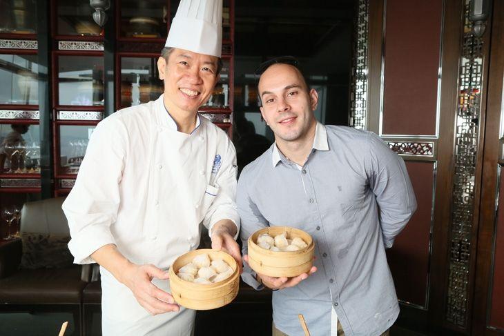 Пельмень из Гонконга: пошаговый рецепт дим самов от мишленовского повара | Публикации | Вокруг Света