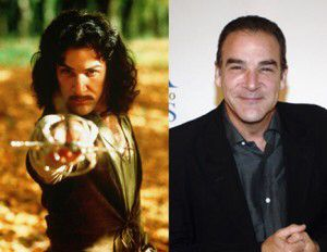 The moment when you realize Agent Gideon was Inigo Montoya from Princess Bride.   Mind blown....