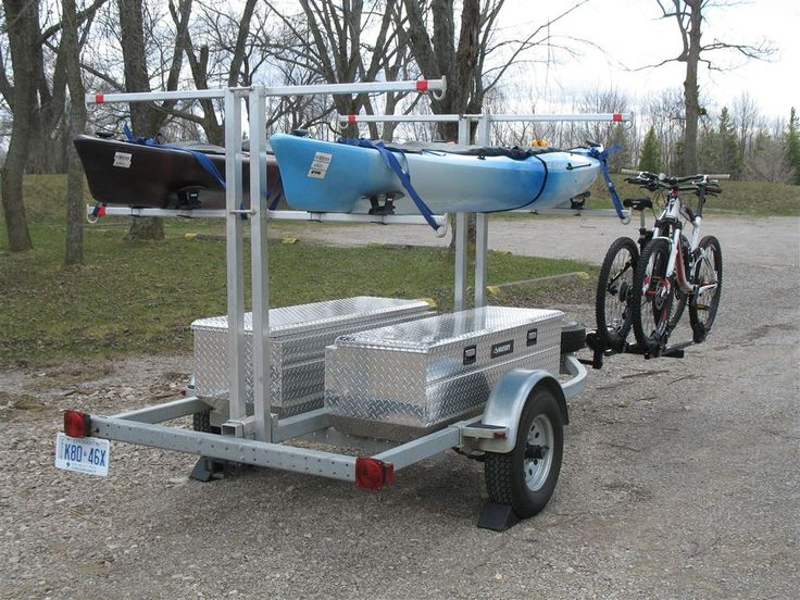 14 best trailer ideas images on pinterest kayak trailer for Craigslist fishing gear