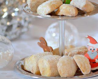 Le petit coin de cuisine de yasmine vanille kipferl la recette de christophe felder - Petit coin cuisine ...