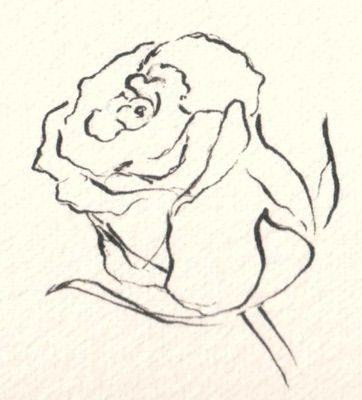 Flower Drawing - Learn How to Draw Flowers