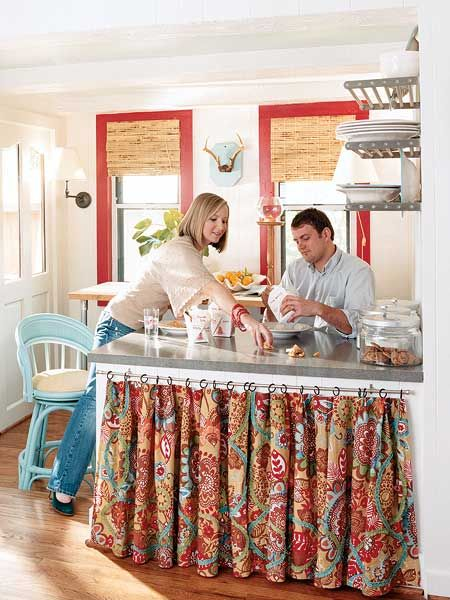 143 Best Kitchen Curtain Fabric Ideas Images On Pinterest