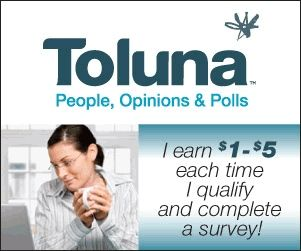 Earn Cash Doing Surveys and A Chance to Win Up To $2500 For Registering with Toluna! - Canadian Basics