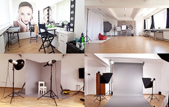 Would LOVE LOVE LOVE to have my own large studio space one day :)