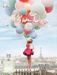 Lovely campaign~ Miss Dior