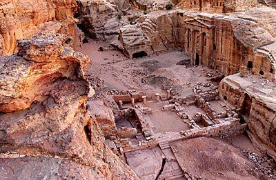 Jordan: The secrets of Petra