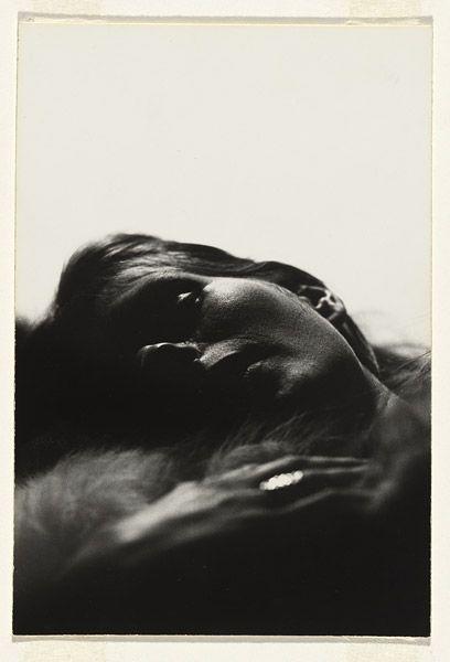 "mpdrolet: "" Young woman sleeping, 1968 Carol Jerrems """