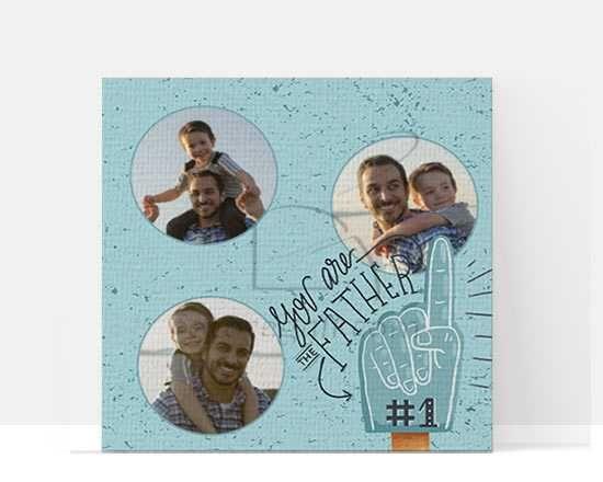 Foto collage da stampare su tela