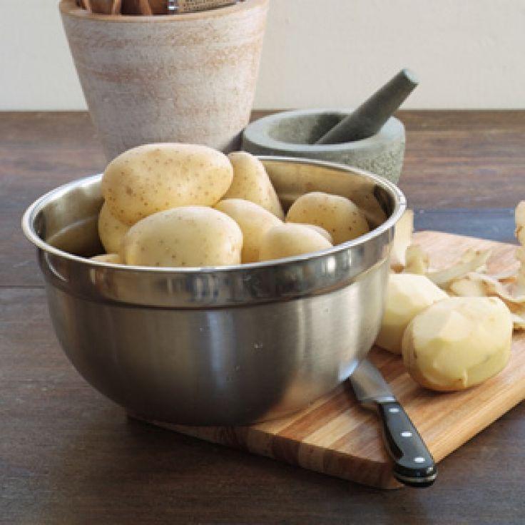 potato soup from Croatia, Zagorje style