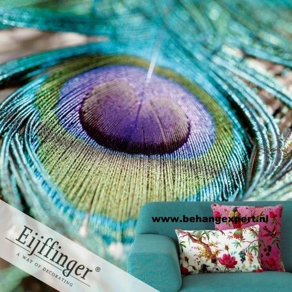 Eijffinger Wallpower Wonders Feather 321545   modern fotobehang   behang koop je online bij Behangexpert