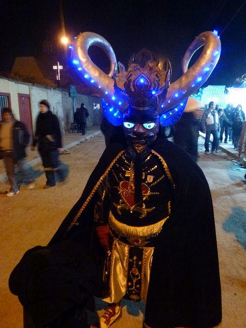 La Diablada: guide to encountering demons on Lake Titicaca, Peru