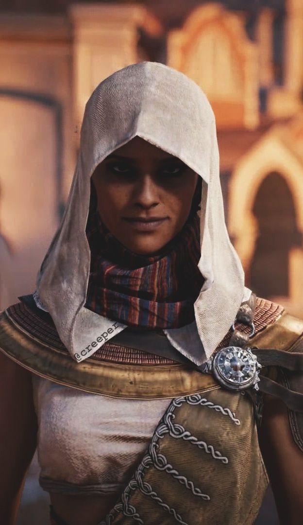 Assassin's Creed Origins l Aya l Amunet l Brotherhood