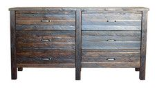 Country Furniture - Summerland Lakeshore 6 Drawer Dresser