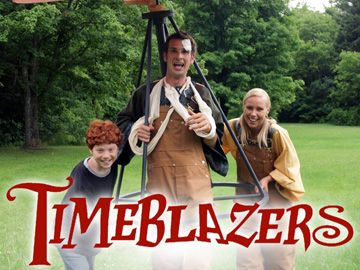 Timeblazers  Timeblazers- great for historical/geographical/scientific curricular enrichment  Great reward!