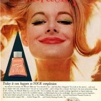 Tangee 1959: Midcentury Beautiful, Ads 1959, Vintage Fashion, Vintage Wardrobe, Vintage Cosmetics, Vintage Observed, Orange Lips, Tang 1959, Tange 1959