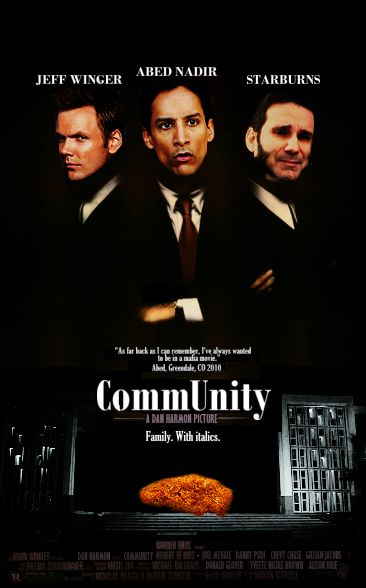 """""""From then on, we stopped being a family, and became a family - in italics"""" #Community"""