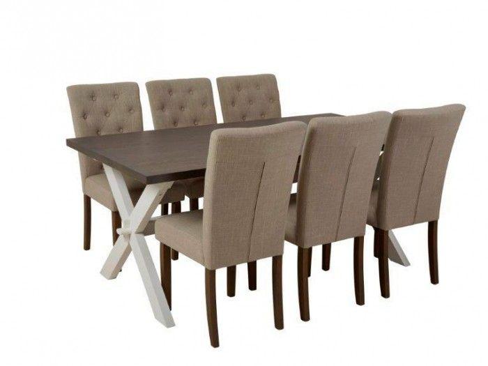 spisebord m/6 stoler - MARTINSEN AS - Nomi - Møbelringen