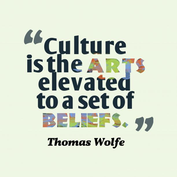 Thomas Wolfe quote about art.
