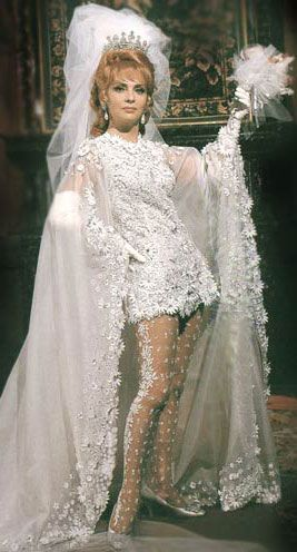 1960s wedding dress  1960s Wedding Gowns  Gina