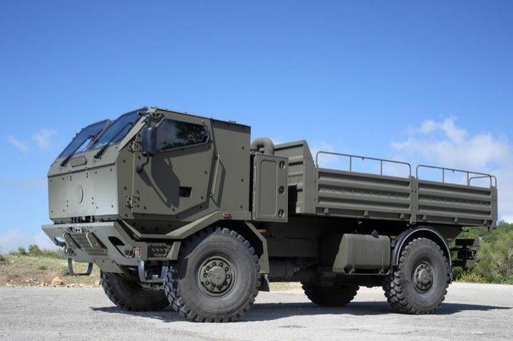 Tatra T 815 /7 4х4 HMHD  (High Mobility Heavy Duty)