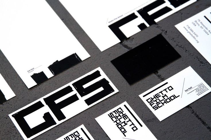 Client: Ghetto Film School (GFS) / Agency: Wieden+Kennedy / Design and Coding  The  Ghetto Film School Typography Generator  makes letterforms that look like they've been hand-made from gaffer tape.   The Ghetto Film School branding included a new typeface made of gaffer tape, but we wanted it to always look natural even when letters repeat. The software solves this problem by making new letterforms every time you type a letter. It sources from hi-res scans of real strips of tape to make u