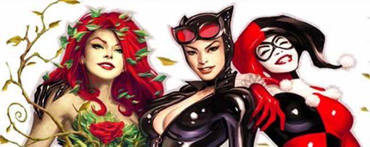 Megan Fox podría ser Hiedra Venenosa en Gotham City Sirens  Noticias de interés sobre cine y series. Noticias estrenos adelantos de peliculas y series