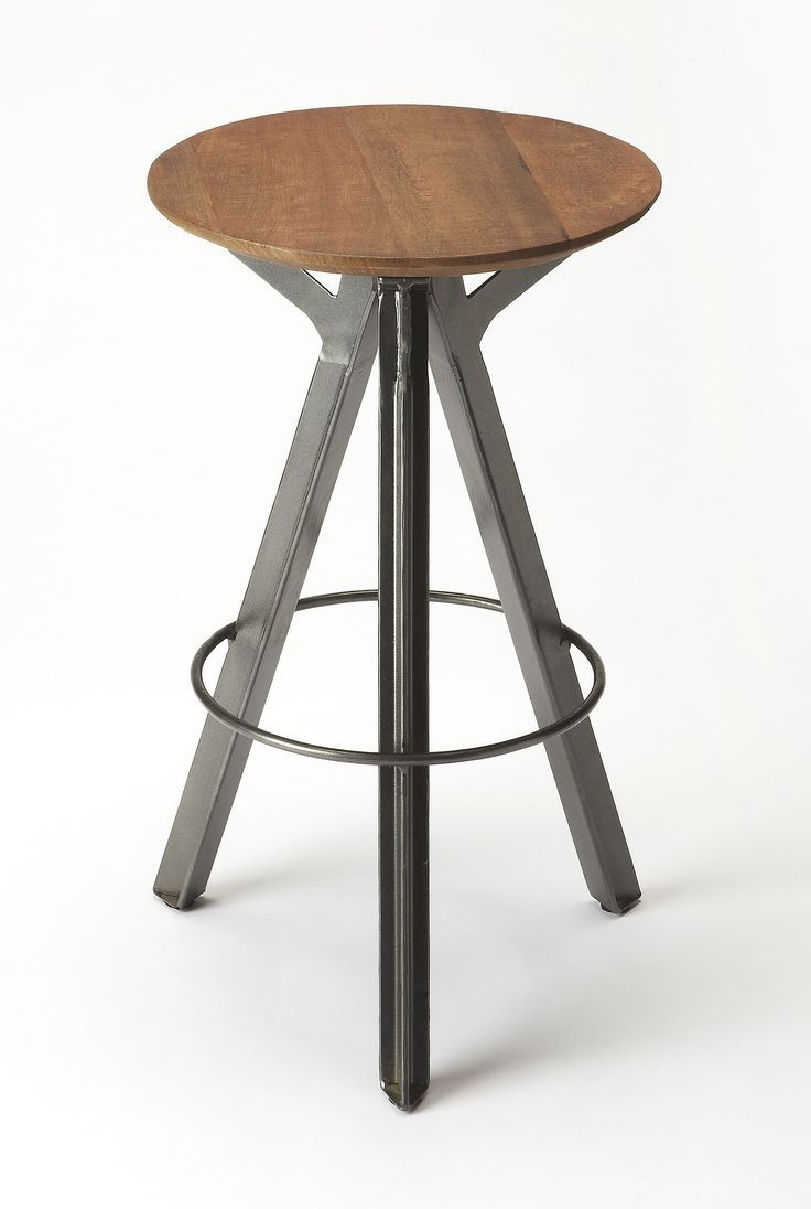 Industrial Chic Allegheny Industrial Chic Bar Stool