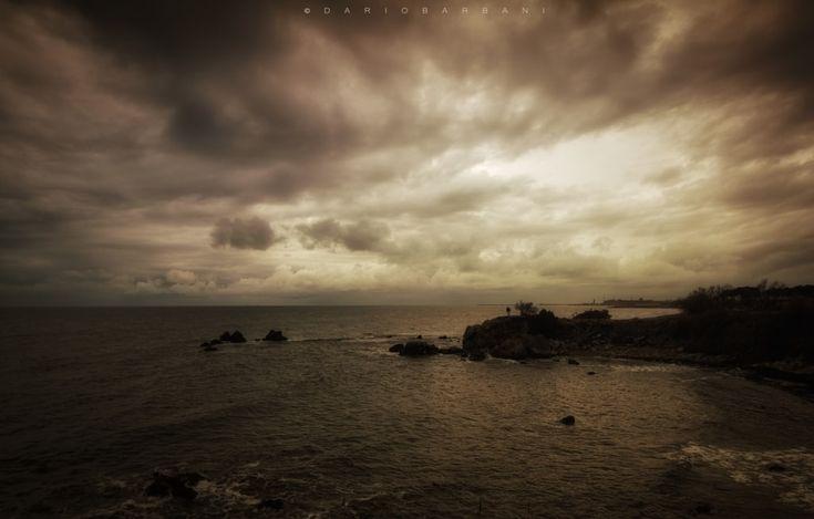 Golden Ending by Dario Barbani