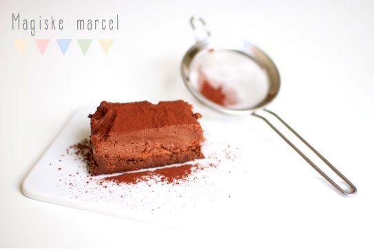 Marcel chokoladekage (glutenfri)