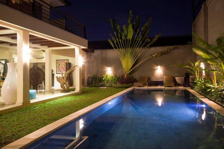 Beautiful 3 bedroom villa seminyak casas pinterest for Casa mendoza muebles villa martelli