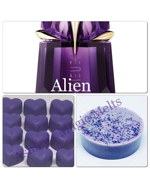 3 alien perfume designer soy wax melts, cheap wax melts, strong wax melts