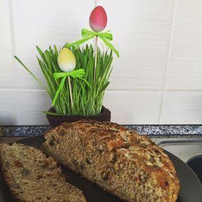 Fit and tasty - s vášní pro jídlo: Velikonoční fit mazanec