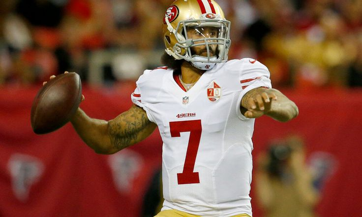 Jerry Rice hopes Colin Kaepernick gets a chance to play this year = SOUTH LAKE TAHOE, Calif. – Tuesday, San Francisco 49er Hall of Fame quarterback Joe Montana made news when he said he wasn't sure if former Niner quarterback Colin Kaepernick will be signed by an NFL team this year. Kaepernick is.....