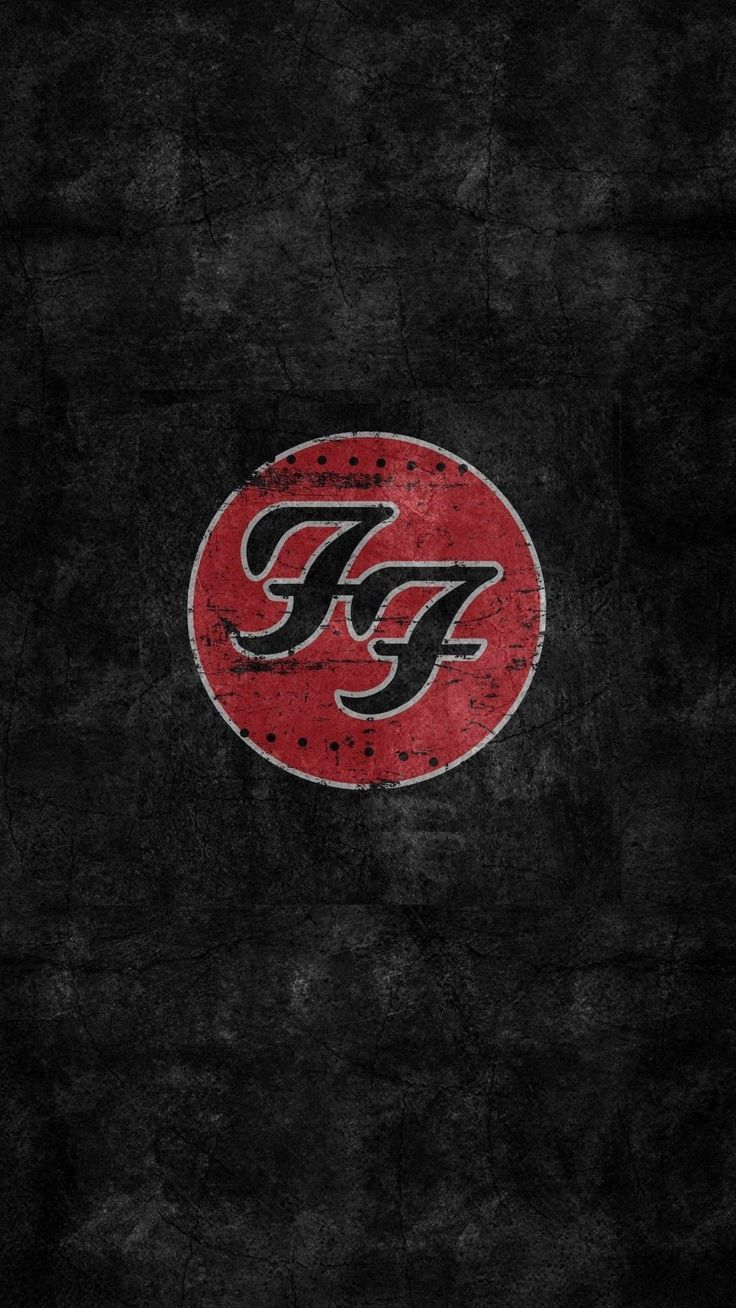 HD Wallpaper Foo Fighters Logo is high definition phone wallpaper. You can make this wallpaper for your iPhone X backgrounds, Tablet, Android or iPad Foo Fighters Poster, Foo Fighters Dave Grohl, Foo Fighters Lyrics, Logo Banda, Iphone Logo, Rock Poster, Band Wallpapers, Wallpaper Wallpapers, Band Logos