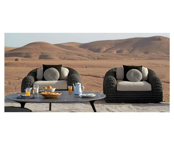 Kobo Lounge Chair Outdoor Furniture Collections Luxury Outdoor