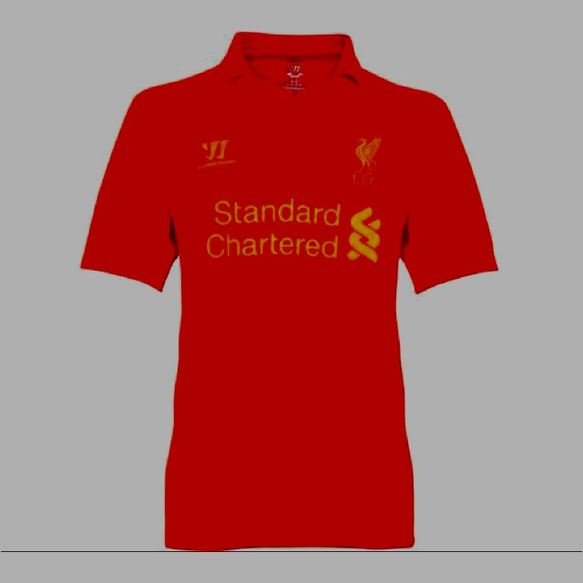 New LFC home kit - I am liking this!