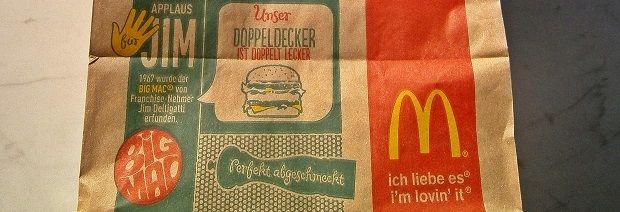 Aktuell, seit dem 8. September, und noch bis zum 28.September 2014 gibt es bei Mc Donalds und Mc Cafe wieder Gutscheine für's Frühstück,