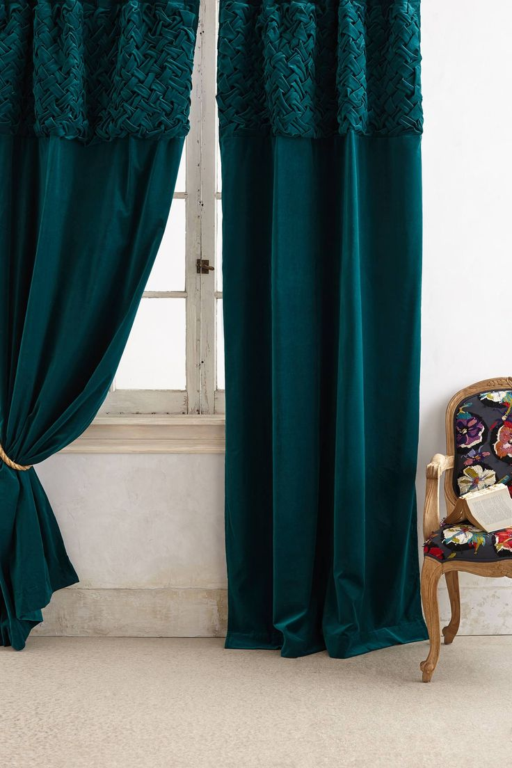 Kelly green velvet curtains - 9 Best Curtains Images On Pinterest Curtains Home And Velvet Curtains Bedroom