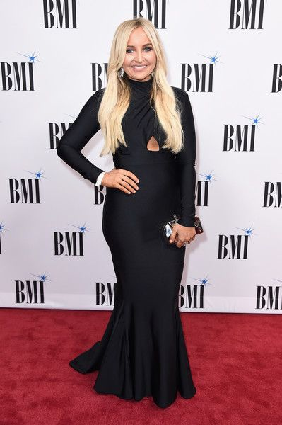 Songwriter Heather Morgan attends the 65th Annual BMI Country awards on November 7, 2017 in Nashville, Tennessee.